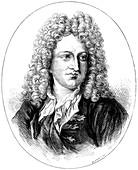 John Law, Scottish economist, late 17th-early 18th century