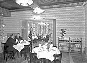Arcadian Restaurant, Barnsley Co-op, South Yorkshire, 1956
