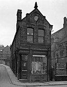 Traditional ironmonger's shop, 1962