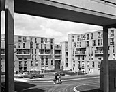Oak Hill housing development, South Yorkshire, 1970s