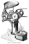 Marking Machine, 1866