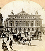 Grand Opera House, Paris, late 19th century