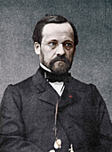 Louis Pasteur, French microbiologist and chemist