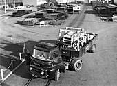 Austin 504 tractor unit, 1963