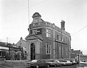 The NatWest Bank, Mexborough, South Yorkshire, 1971