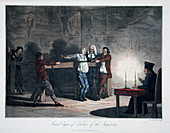 Second Degree of Torture of the Inquisition, 1813