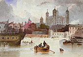 Tower of London, c1800