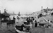 Grand Harbour, Malta, 1937