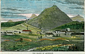 The Island of Ascension, c1880