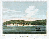 St John d'Acre, Palestine, 1825