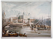 Tower of London, 1819