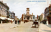 South Street, Worthing, Sussex, UK