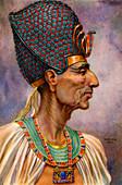 Rameses II, Ancient Egyptian pharaoh of the 19th Dynasty