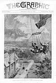 A Critical Moment, 1890