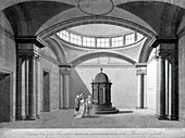 Four Percent Reduced Annuity Office, Bank of England, c1790