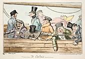 To Calais, 1835