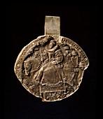 Seal impression, 1586-1603