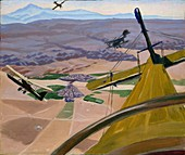 Over the Hills of Kurdistan: Flying above Kirkuk, 1919