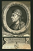 King Egbert The Great, 1732