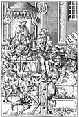 Torture, 1541