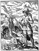 Miner, 16th century