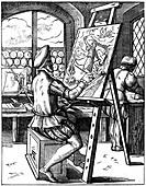 Painter, 16th century
