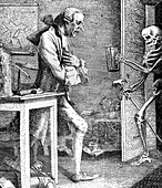 Sterne and Death' 1768