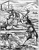 Carpenters, 16th century