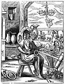 Coppersmith, 16th century