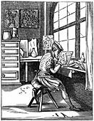 Illuminator, 16th century