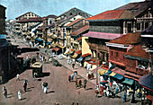 Bombay, India, late 19th century