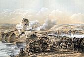 The Battle of Bothwell Bridge', 1679