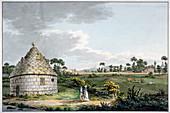 The Bayswater Conduit, London, 1801