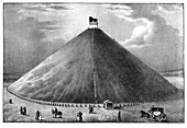The Mountain of the Lion', 19th century