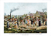 The Stockton & Darlington Railway, 1825