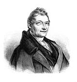 Franz Xaver Gabelsberger, German inventor