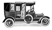 A 25 HP Talbot Limousine Landaulette, 1912