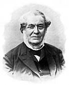Robert Wilhelm Bunsen, 19th century German chemist
