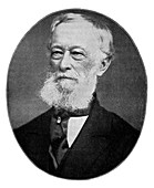 Alfred Krupp, German metallurgist and industrialist