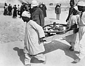 Tomb of Tutankhamun, Valley of the Kings, Egypt, 1922