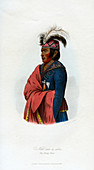 Not-een-a-akm, The Strong Wind', the interpreter, 1848