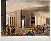 St Luke's Hospital, Old Street, Finsbury, London, 1809