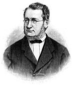 Julius Robert von Mayer, German physician and physicist