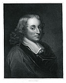 Blaise Pascal, French philosopher and mathematician