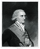 George Brydges Rodney, British naval officer