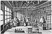 Tailor's Shop, (1885)