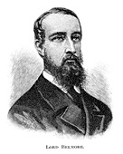 Lord Belmore, Governor of New South Wales, (1886)