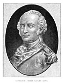 Captain Philip King, third Governor of New South Wales