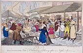 Billingsgate, London, 1820