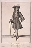 The Squire of Alsatia', Cries of London